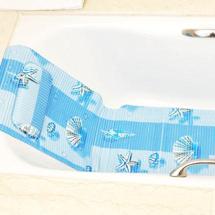 Tappeto Antiscivolo Vasca Da Bagno Bambini - Disegno Domestico