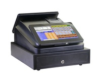 cheap and good 10inch touch screen cash registers with software for restaurant ,Food and Beverage, retail store