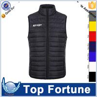 winter mens warm quilted vest