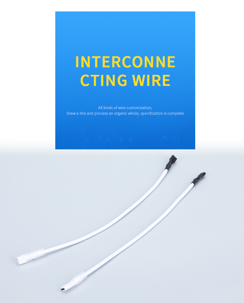 Factory price home appliance interal terminal connecting harness wire electric cable