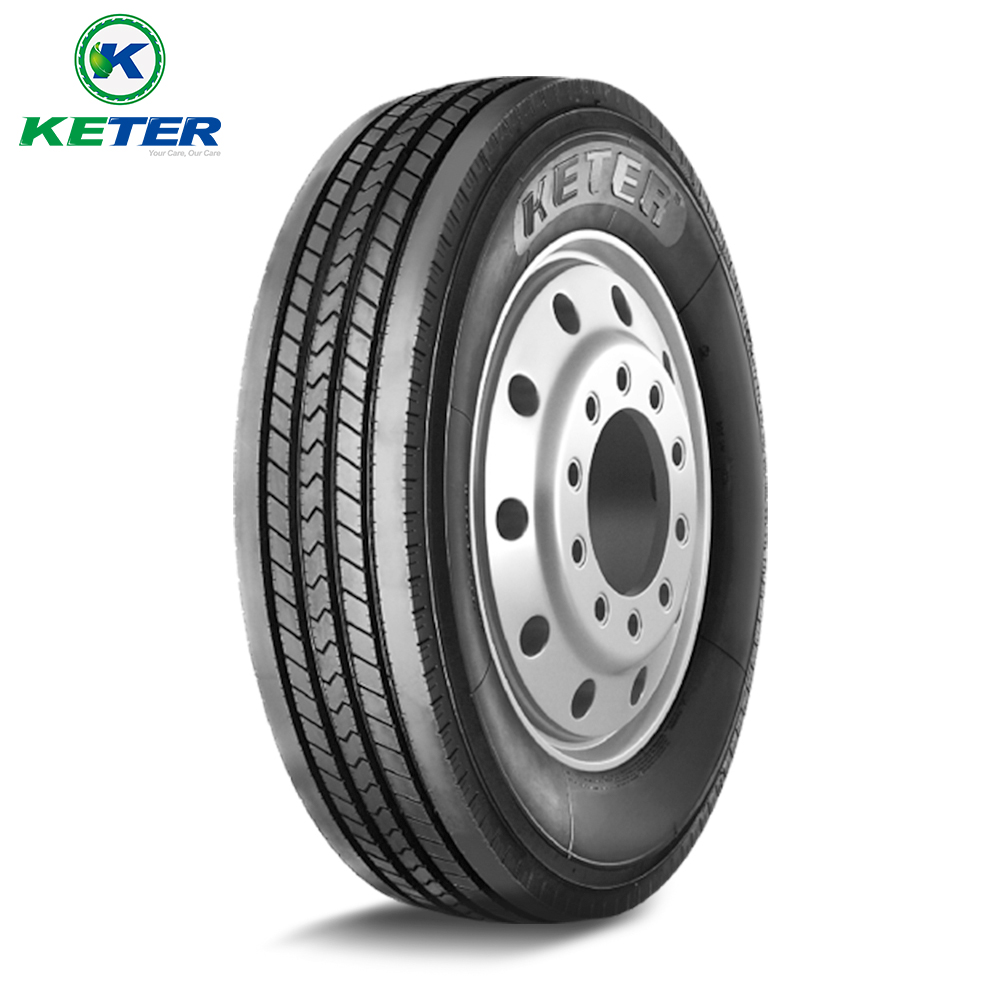 High quality truck tire 22 5, Prompt delivery with warranty promise