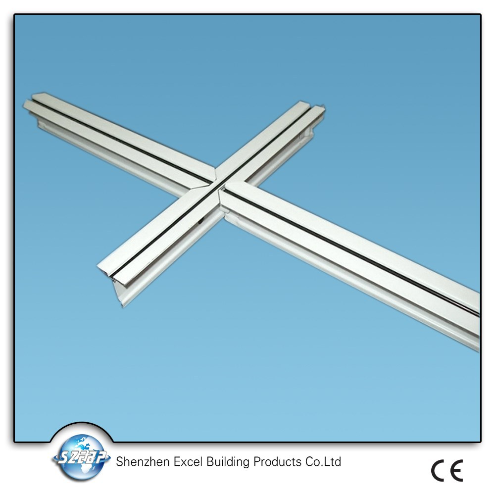 Construction Hardware of groove ceiling T grid