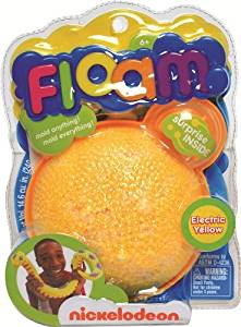 Nickelodeon NSI Floam Electric Yellow (Discontinued by manufacturer)