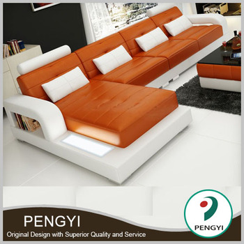 On Sale Competitive Price Cheap Leather Sofa Furniture Living Room
