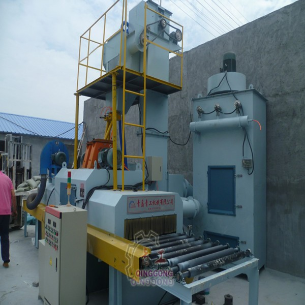 Concrete surface shot blasting machine blast cleaning for Concrete cleaning machine