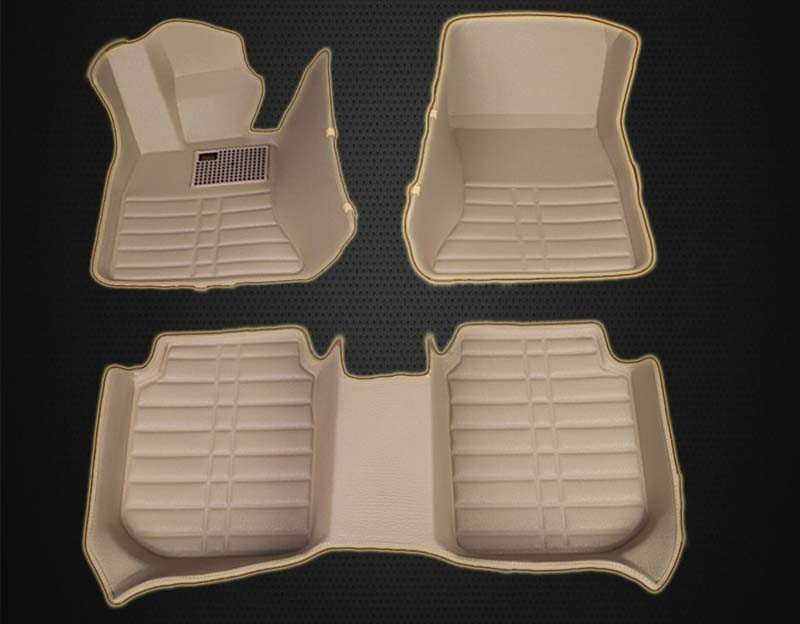 Leather 5d Car Mat For Renault Talisman Buy Leather Car