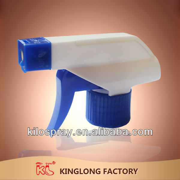 Foaming !!!beatiful !!! Hot !!! new style!!!,good using,,hot sale,KL28/410spray nozzle plastic foam water trigger sprayer