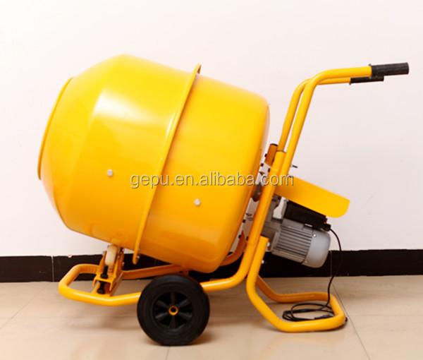 Belle ce 120l 240l mini b tonni re avec moteur lectrique b tonni re id de produit 60317098797 - Moteur electrique betonniere ...