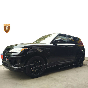 2015 Land Rover Range Rover Sport Svr Body Kit By Pp Buy Range