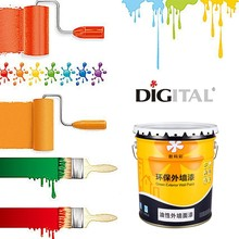 Gloss and color retention good anti fouling paint for exterior wall