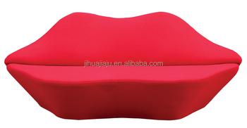 Superior Bocca Sofa / Lip Chair/ Leisure Furniture/ Modern Fashion Style JH 1114B