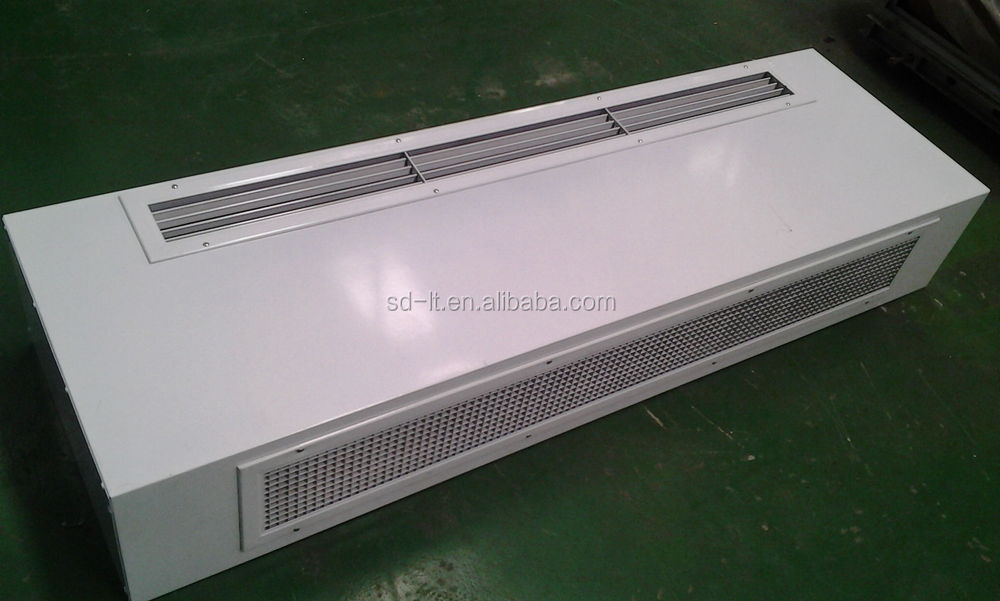 Horizontal Exposed Ventilation Fan Coil Hvac Systems Amp Parts