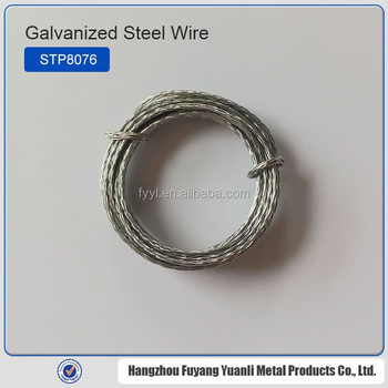 Galvanized Steel Wire Manufacturers Stainless Steel Stranded Wire ...