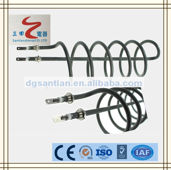 santian heating element Infrared quartz shortwave heaters electrical hand dryers heating element Manufacturer Electric heating