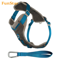 Best Front Range No-Pull Dog Harness, Reflective Outdoor Adventure Pet Service Dog Harness Vest with Handle