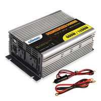 600w Pure Sine Wave Inverter DC to AC for family and car power inverter