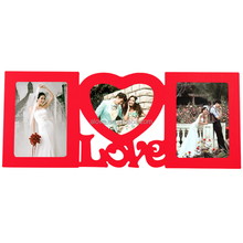 Hot selling wholesale love photo frame