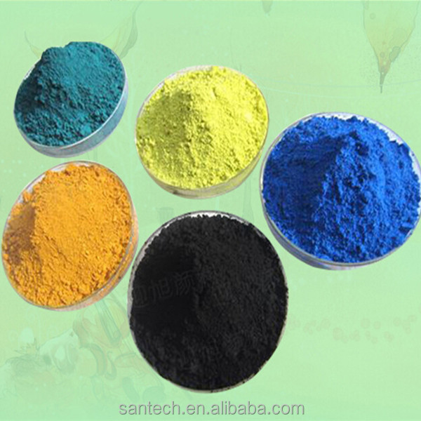 SANTECH pigments HOT SALES- iron oxide pigment msds
