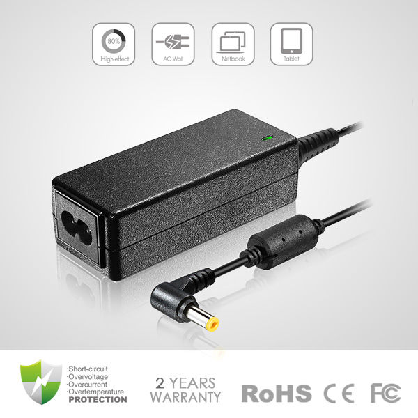 Gasage oem 20V 2.5A 50W Laptop charger for Acer laptop, 50w power charger for laptop computer, 50w ac charger for laptops