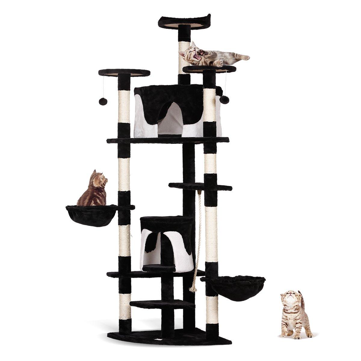 Pleasant Cheap Black Cat Tree Find Black Cat Tree Deals On Line At Download Free Architecture Designs Scobabritishbridgeorg