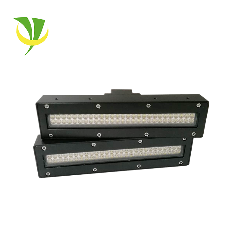 High power 365nm uv curing lamp machine led light system bron UV LED Curing Systeem voor afdrukken