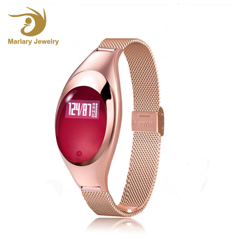 e6657939bb68 Ritmo Cardíaco Reloj Inteligente Ambulatorio Digital Monitor De Presión  Arterial Fitness Tracker Cicret Pulsera Inteligente - Buy Product on ...