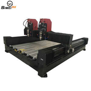 Basalt Stone Tile Bevel Edge ceramic tile Cutting Machine CNC gravestone marble machine cutter