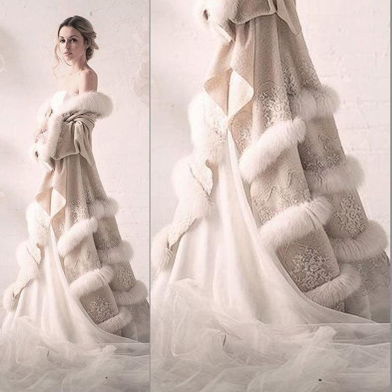 Winter Wonderland Wedding Gowns: Aliexpress.com : Buy IM240 Hot Sale Winter Evening Dress