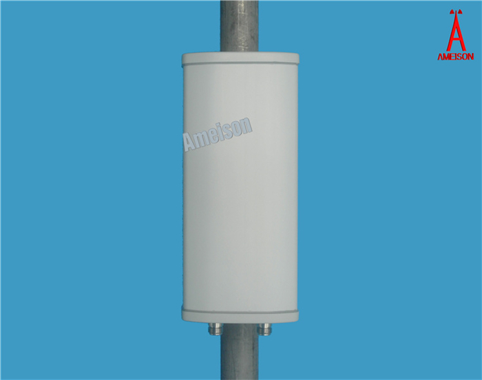 Outdoor 806 - 2700 MHz Directional Base Station Repeater Sector Panel DAS Antenna for CDMA/ GSM/ PCS/ 3G/ WLAN/ 4G/ LTE/ Wi-Fi