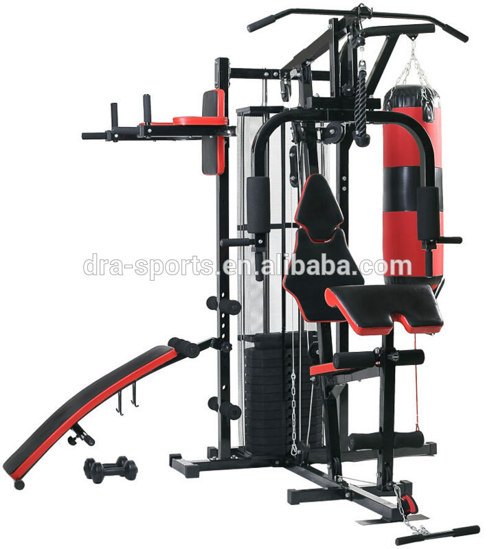 Kg multi station home gym hg exercise equipment with