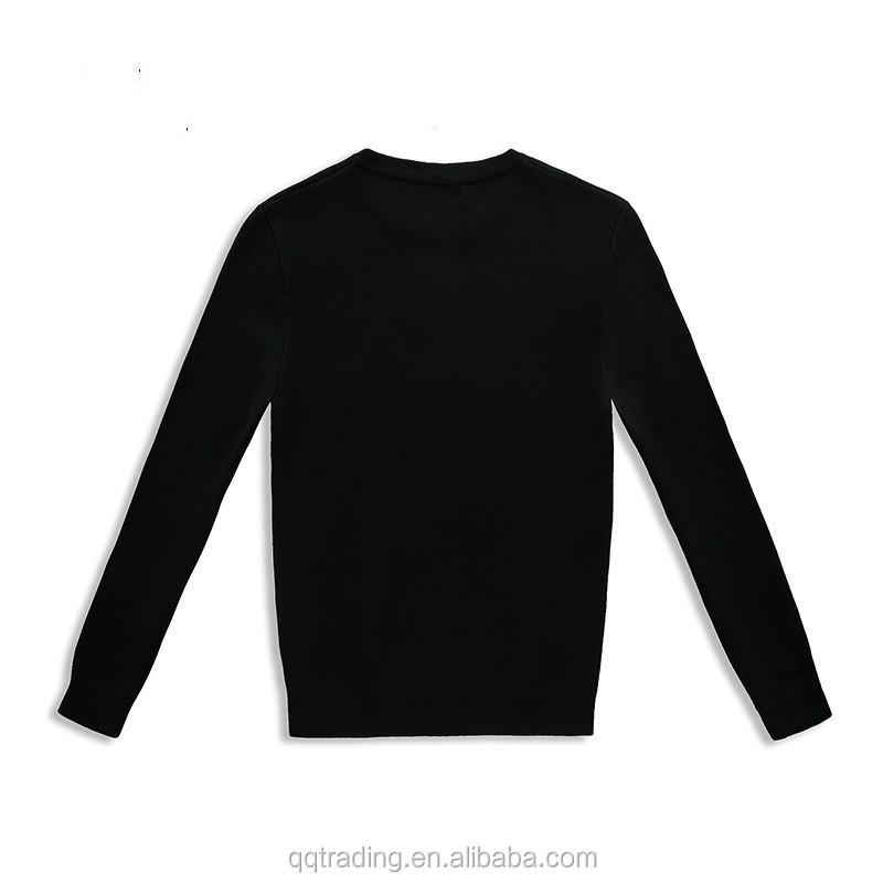 Brutal Llevando Enseñando  Otoño Invierno Base Camisa Jersey De Algodón Negro Último Suéter Diseños  Para Los Hombres - Buy Los Últimos Diseños De Suéter Para Hombres,Suéter De  Algodón,Suéter Negro Para Hombre Product on Alibaba.com