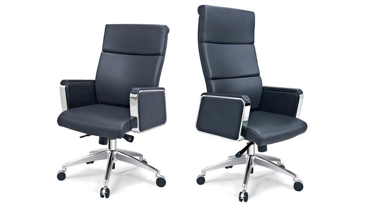 Sedie Da Ufficio In Pelle : Vero posti a sedere concetti poltrona direzionale in pelle sedia da