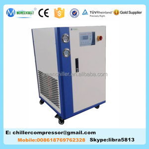 On Sale Industrial Air Cooling Small Water Chiller 5kw