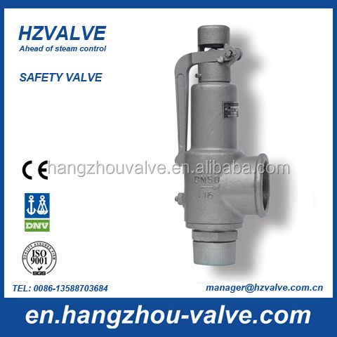 High performance adjustable relief valve