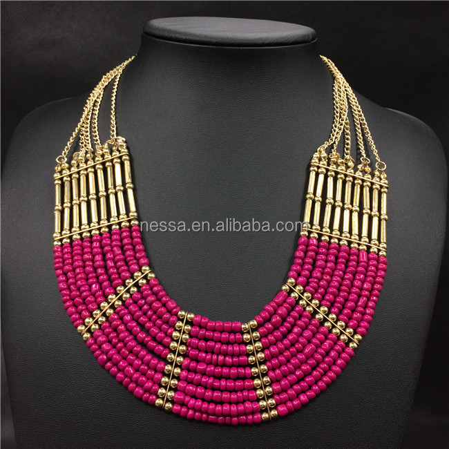 Seed Bead Necklace Designs Seed Bead Necklace Designs Suppliers and