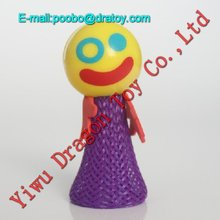 OEM happy jumping toy for childrens ,cartoon figure