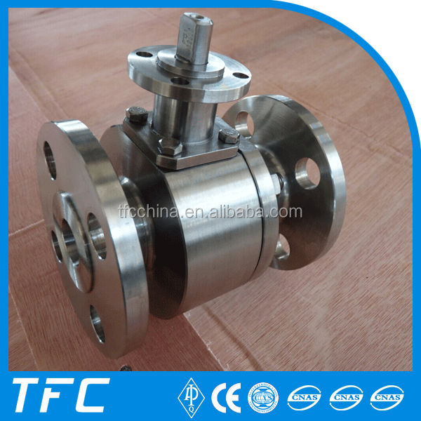6 inch 40mm oval handwheel industrial stainless steel ball valve