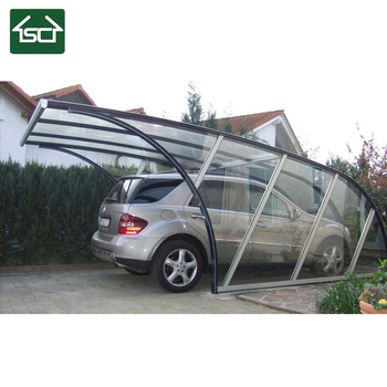 Modern Durable Polycarbonate Covering Carport Canopy For ...