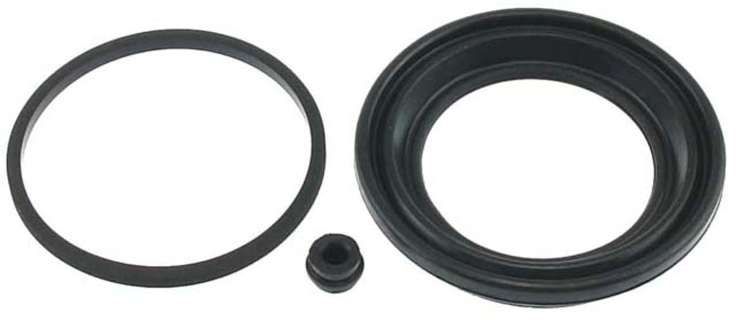 ACDelco 18H3 Professional Front Disc Brake Caliper Boot and Seal Kit with Boot and Seal