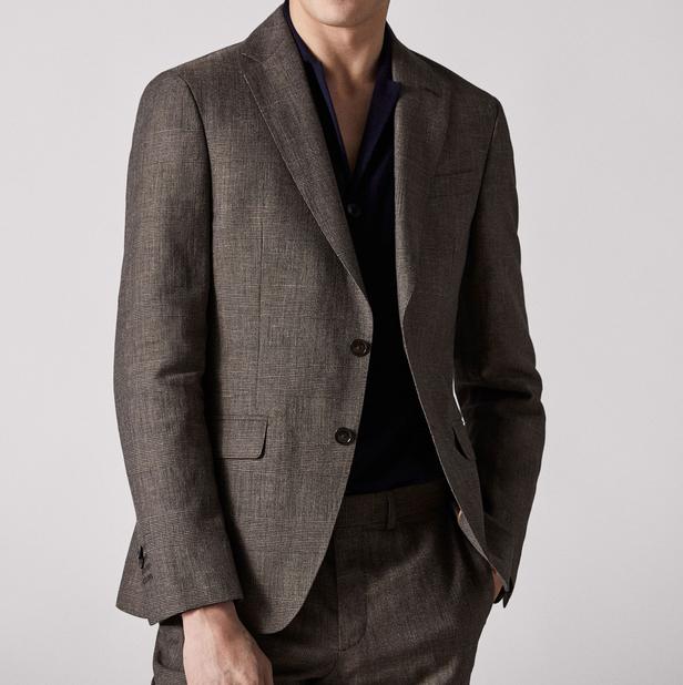 c172960c3fa50 Nuevo diseño a medida para hombre de negocios trajes Smoking ...
