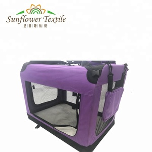 Big crate cage extra large portable dog kennel