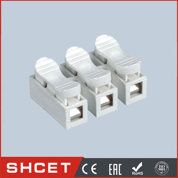 Cet823-3/1.5 5a-25a Push In Wire Connector Terminal Block Speaker ...