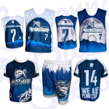 custom sublimated lacrosse uniforms new season lacrosse jersey lacrosse  short bae20b728