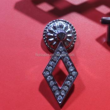 Diamond zinc alloy and acrylic pendant pull and cabinet pendant diamond zinc alloy and acrylic pendant pull and cabinet pendant knob mozeypictures Images