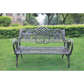 Cool French Style Cast Aluminum Iron Metal Park Bench Garden Chair Buy Outdoor Garden Chair White Metal Garden Bench Park Bench Garden Chair Product On Ncnpc Chair Design For Home Ncnpcorg