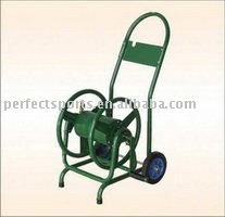 Attractive Garden Hose Reel Cart