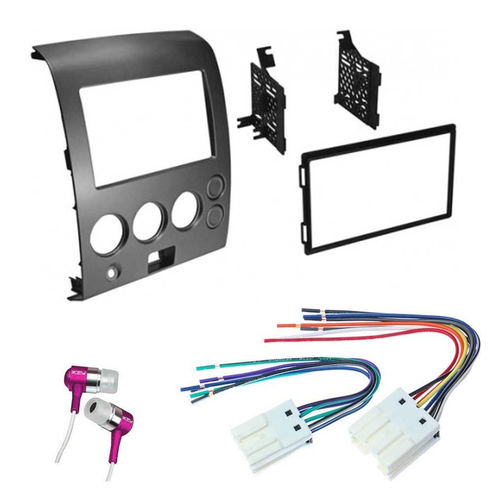 Cheap Nissan Dash Kit Find Deals On Line At Alibabacom Wiring Harness And Get Quotations Car Cd Stereo Receiver Install Mounting Wire Titan Armada 2004 2007