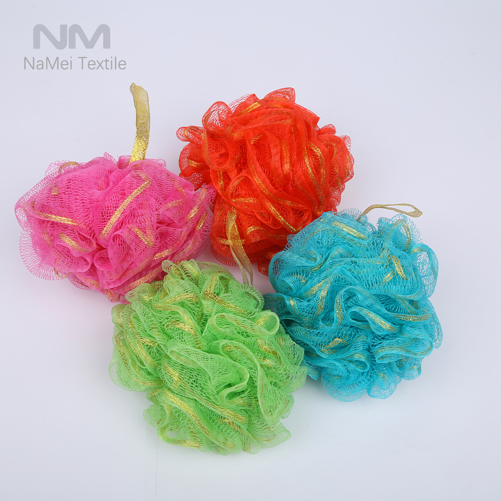 Factory Price High Quality PP Bath Sponge