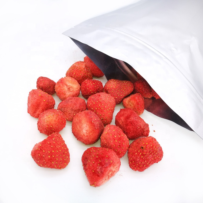 New arrival dry strawberry dried whole strawberry with no sulfur