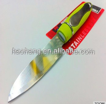 2014 hot sale unique style sharp charming hunting knife, china supplier